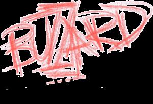 Logo Buzzard Artworks Vertical